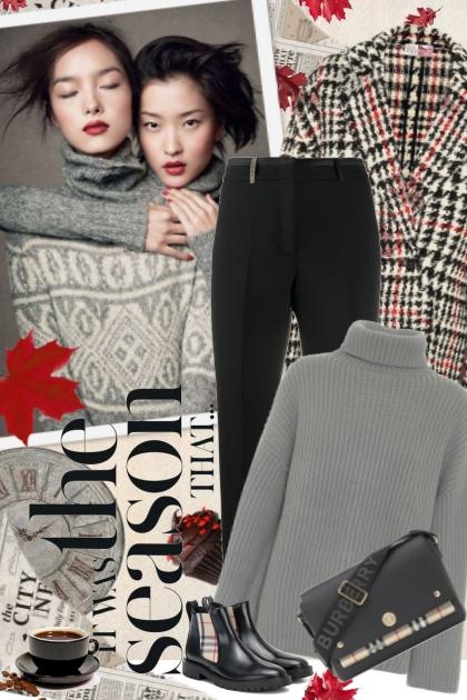 № 65- Combinazione di moda