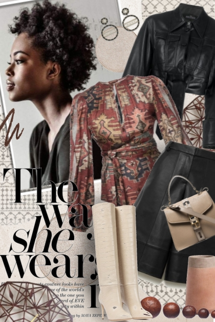 № 83- Fashion set