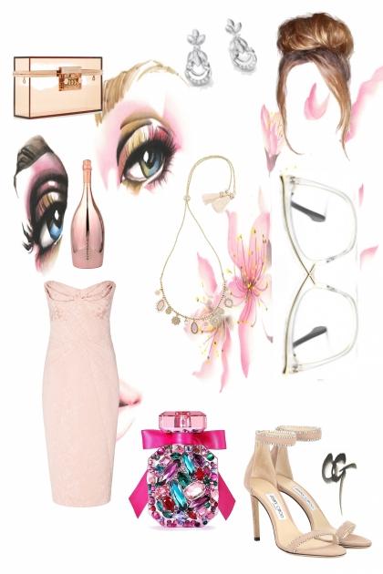 pretty in pink- Modna kombinacija