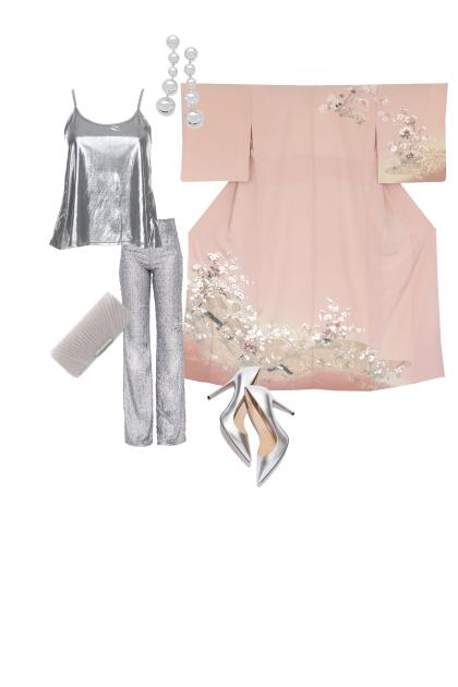 Kimono party set 2