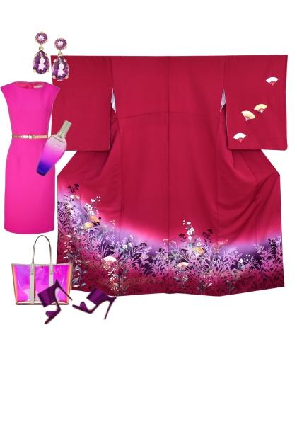 Kimono set KM327