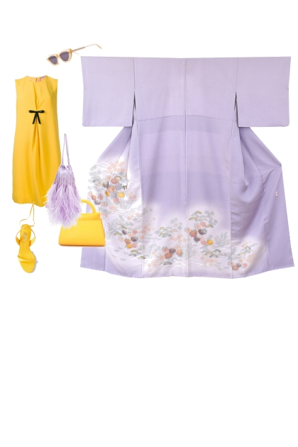 Kimono Set KM325-2