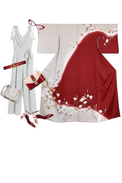 Kimono Set KM271-2