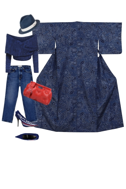 Kimono Set Km430
