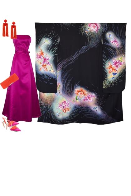 Kimono set KM488