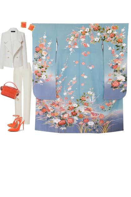 Kimono Set KM507-1
