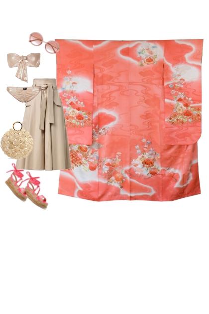 Kimono Set KM439-2