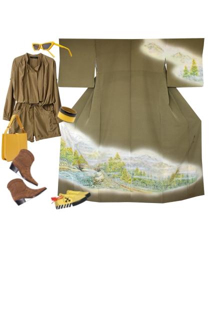 Kimono Set KM532-1