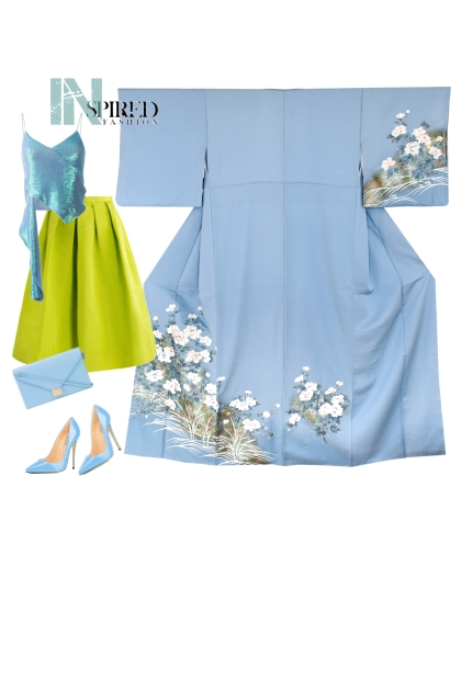 Kimono Set KM511-2