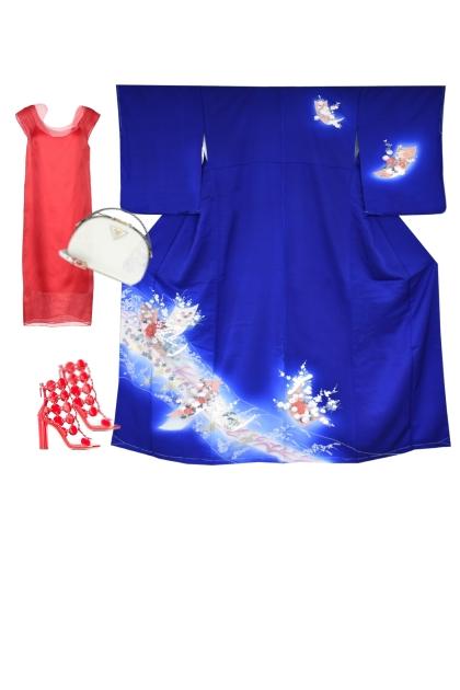 Kimono Set KM516-2