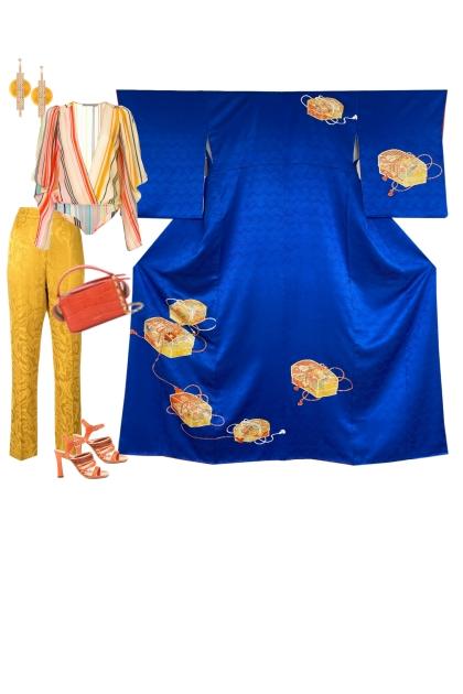 Kimono Set KM422-1