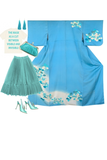 Kimono Set KM482