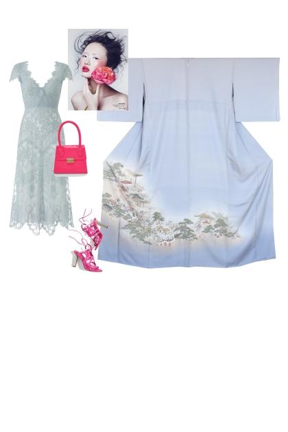 Kimono Set KM407-2