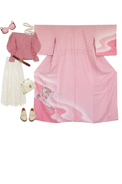 Kimono Set KM513