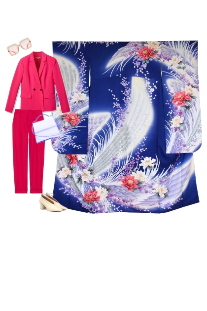 Kimono Set KM538-1