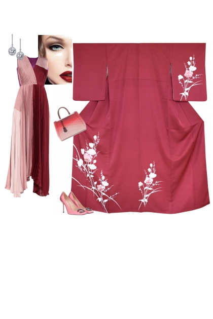 Kimono Set KM244-4