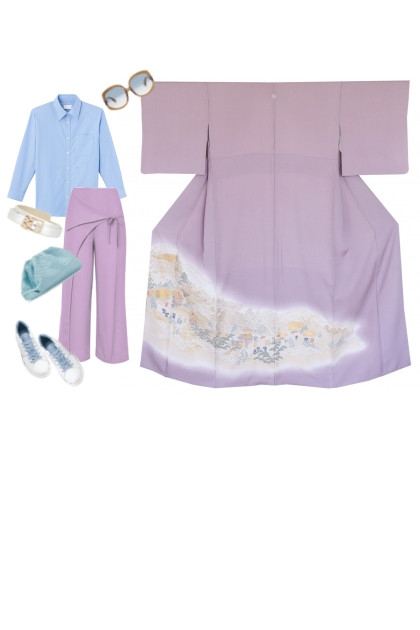 Kimono Set KM400-4