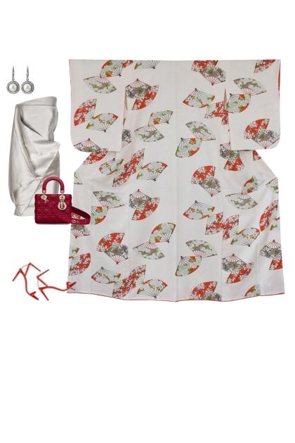 Kimono Set KM524-1