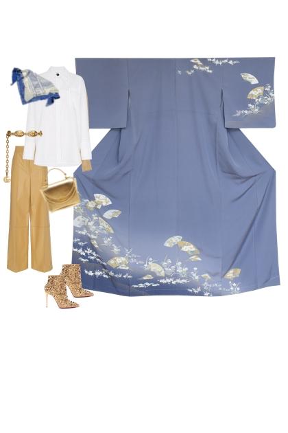 Kimono Set KM557