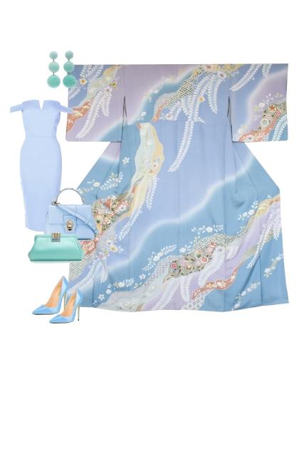 Kimono Set KM543-2