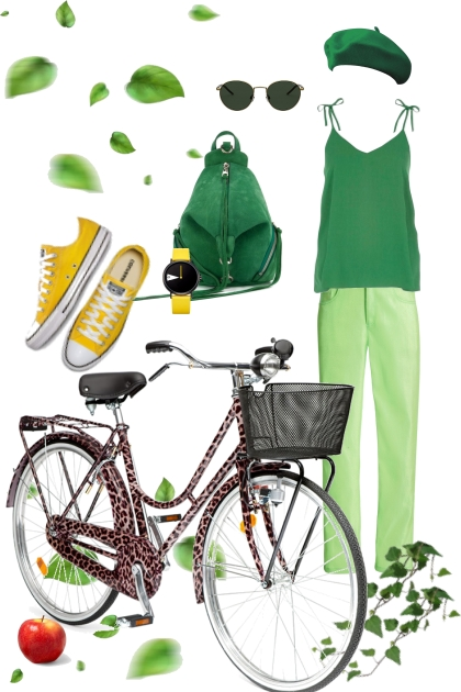 Think Green; Think Spring