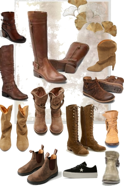Boots-Proof God Loves Us