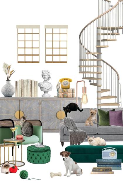 A Home Overrun- Fashion set