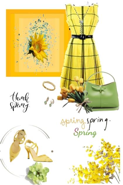 Spring Where For Art Thou?- Fashion set