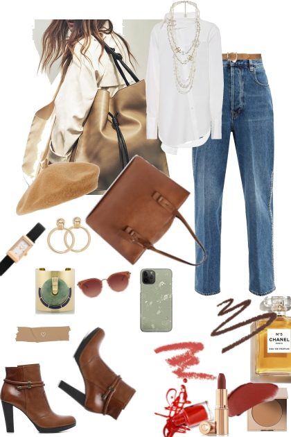Day Trippin'- Fashion set