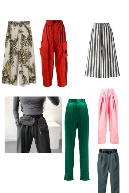 pants- Fashion set