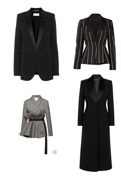 jacket- Fashion set