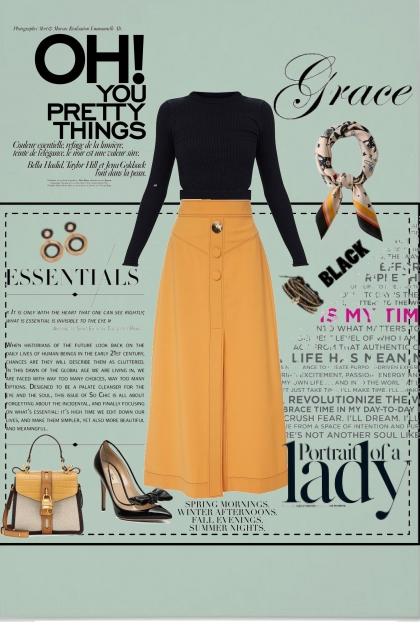 Yellow Pretty Things