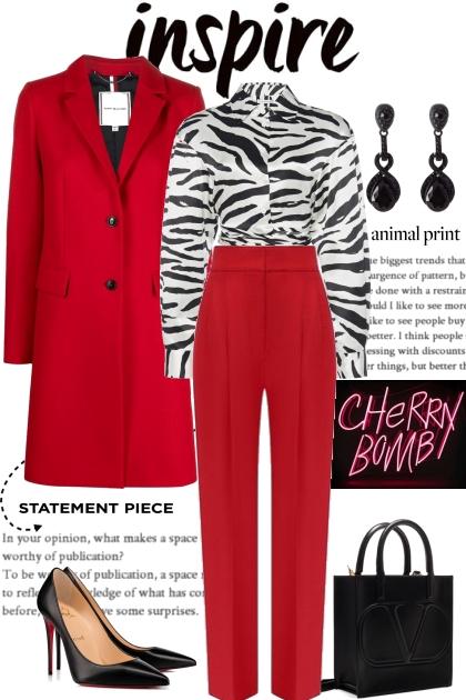Cherry Bomb Print