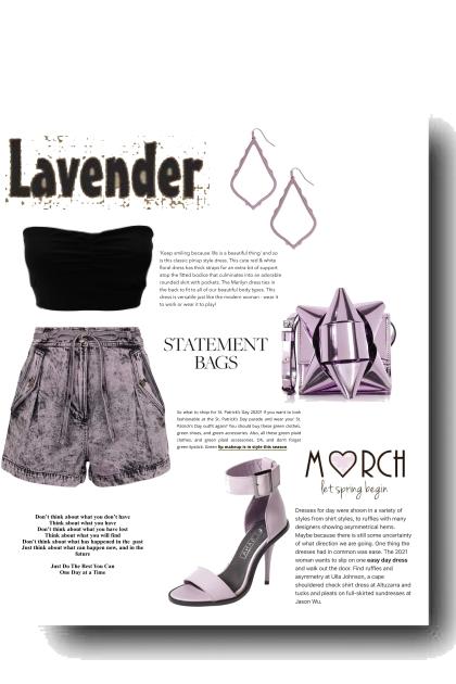 Lavender Looks Good On Me