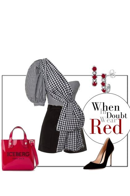 A Checkered Theme