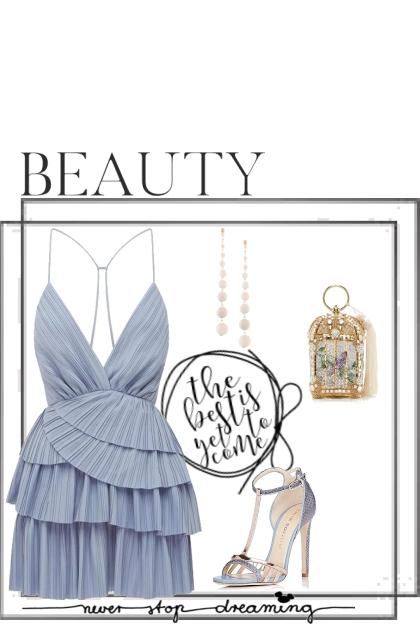 Pretty Bleu Dream