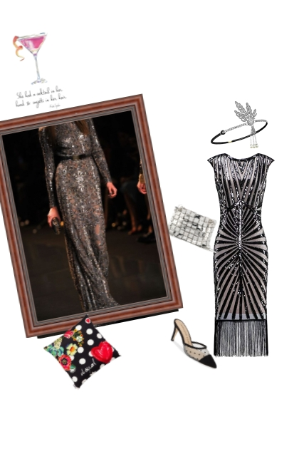 1920s Gatsby Party