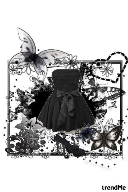 crni leptire...