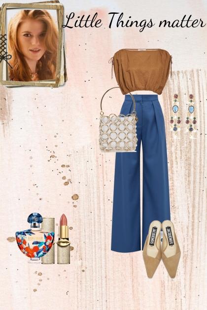 Little things- Fashion set