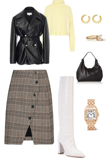 formal daily outfit- Fashion set
