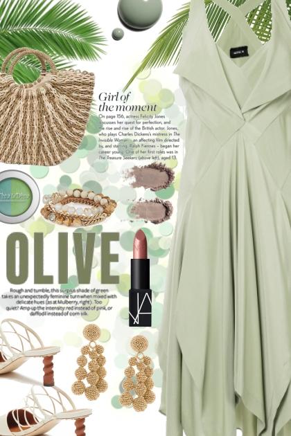 Guadalupe - Combinazione di moda