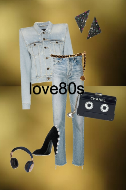 80love- Fashion set