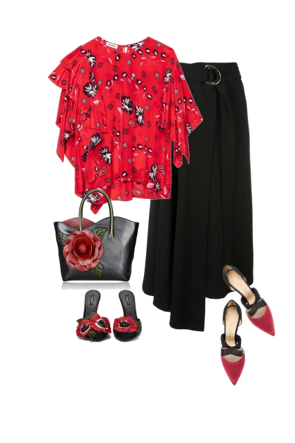 кармен- Fashion set
