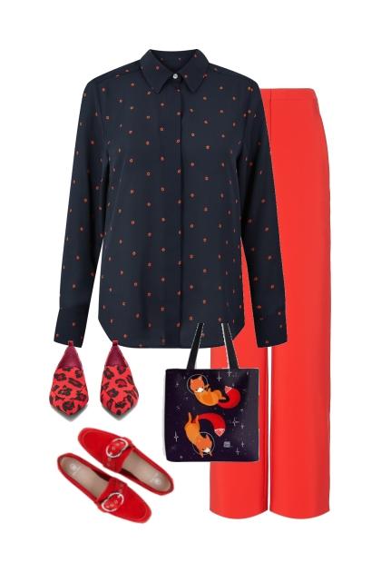 коралл- Fashion set
