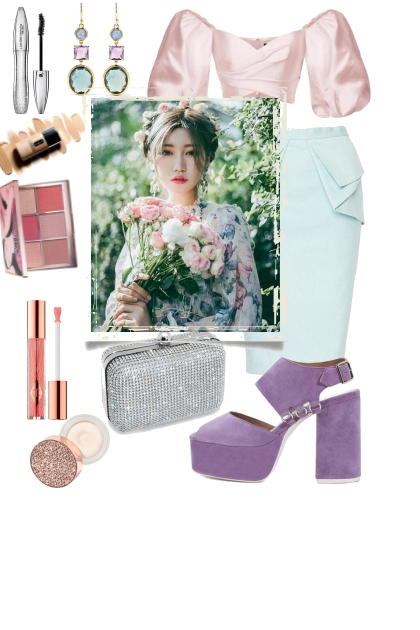 Glamouring #1- Fashion set