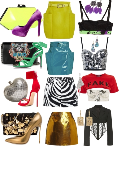 Carnival Fashion Outfits