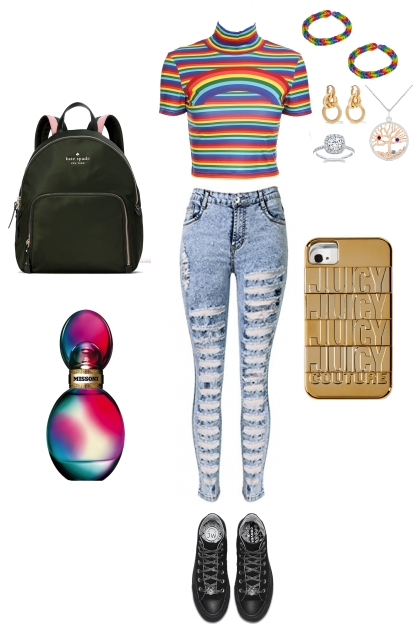 PRIDE INSPO OUTFIT #1
