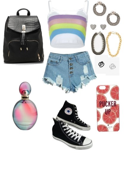 PRIDE INSPO OUTFIT #2