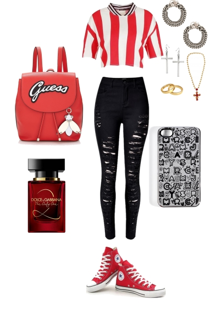 BRENNEN TAYLOR INSPO OUTFIT