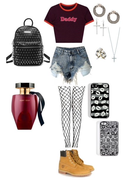 XEPHER WOLF INSPO OUTFIT
